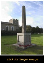 Heath & Reach War Memorial