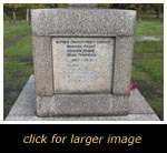 Heath & Reach War Memorial - Inscription 4